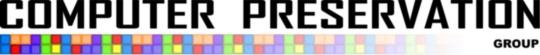 Computer Preservation Group